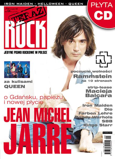 Teraz Rock 2005/09 (31) + CD (1)