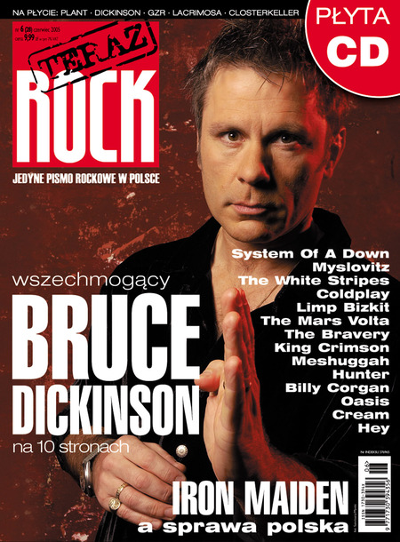 Teraz Rock 2005/06 (28) + CD (1)