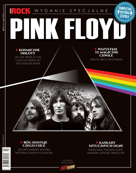 Pink Floyd – Teraz Rock – Wydanie Specjalne (1)